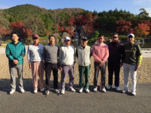 2015.11.29 秋のクラブゴルフ